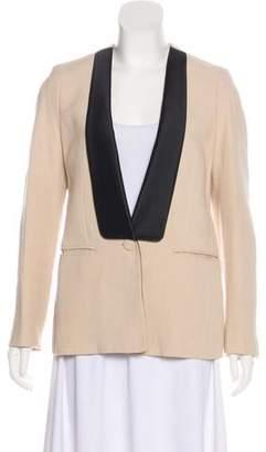 3.1 Phillip Lim Structured Long Sleeve Blazer