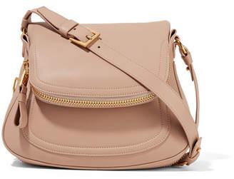 TOM FORD - Jennifer Medium Leather Shoulder Bag - Blush $2,950 thestylecure.com