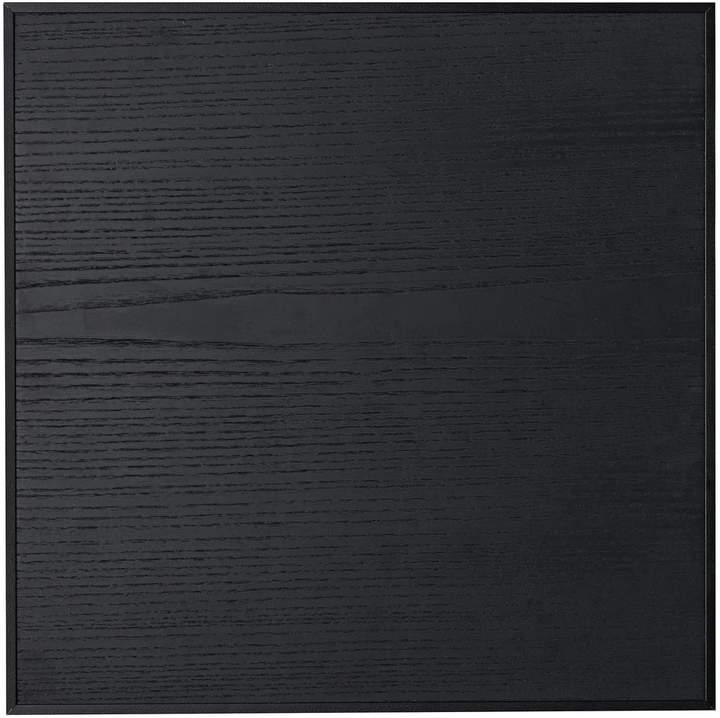 by Lassen - Remind Message Board, 42 x 42 cm, Schwarz