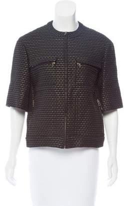 Lanvin Metallic Evening Jacket w/ Tags