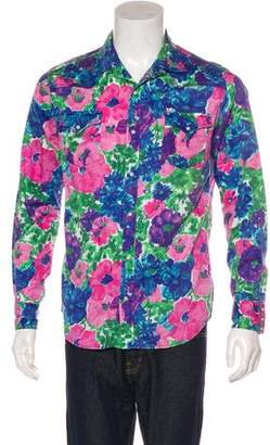 Levi's Woven Button Shirt