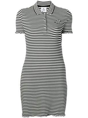a3324e276e8 Lacoste Live striped shirt dress