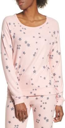 PJ Salvage Peachy Party Pajama Top