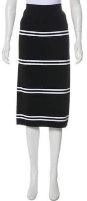 Dion Lee Midi Knit Skirt