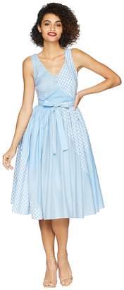 Unique Vintage Lorna Swing Dress Women's Dress