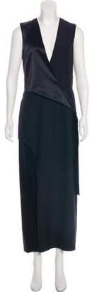 Dion Lee Silk Evening Dress w/ Tags