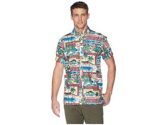 Reyn Spooner Hawaiian Christmas Classic Fit Shirt