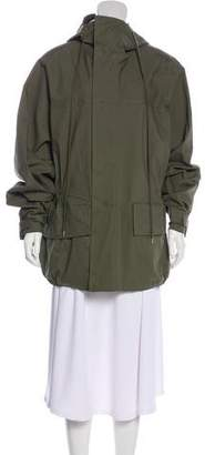 Raey Lightweight Hooded Jacket