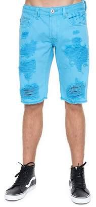 Cult of Individuality Rebel Denim Shorts
