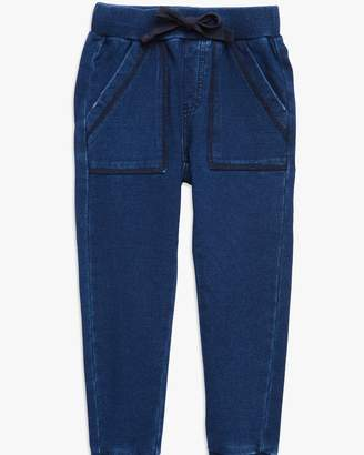 7 For All Mankind Boys 4-7 Jogger in Indigo