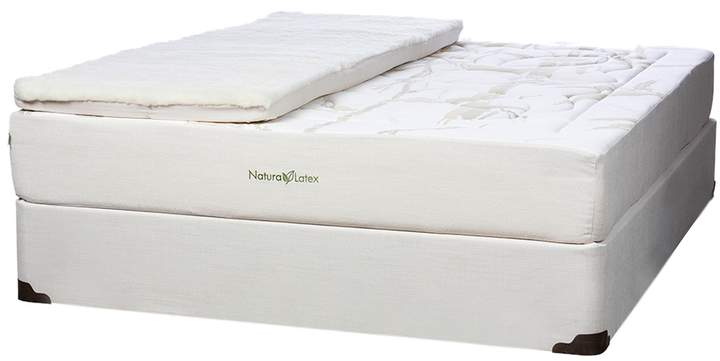 Natura Wooly Top Latex Topper