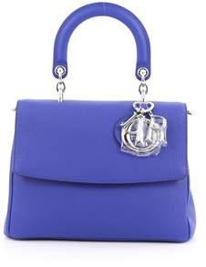 Christian Dior Pre-owned: Be Dior Bag Pebbled Leather Small.