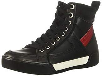 Calvin Klein Jeans Men's Nicola SMTH LTHR/NBK/PAT Sneaker