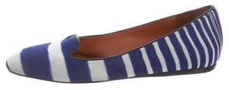 Missoni Canvas Striped Loafers