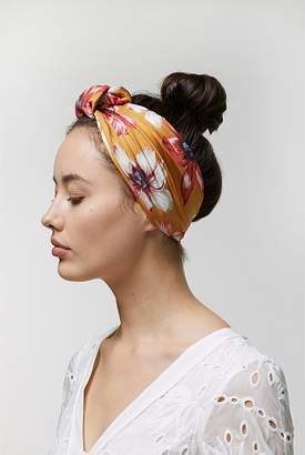 Country Road Hibiscus Turban