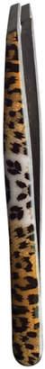 Japonesque Artisan Tweezer - Cheetah Print