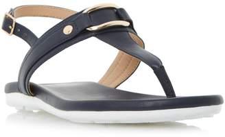 Linea Lanica sporty toe thong sandal