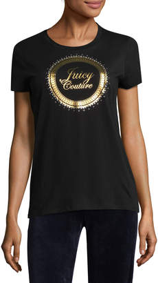 Juicy Couture Women's Lux Chains Tee