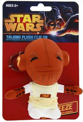 "Star Wars Underground Toys 4"" Mini Talking Plush Clip-On: Admiral Ackbar"