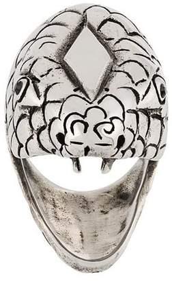Saint Laurent Serpent ring