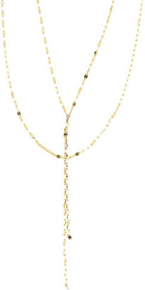 LANA GIRL BY LANA JEWELRY Girls' Mini Blake Chain Necklace $675 thestylecure.com