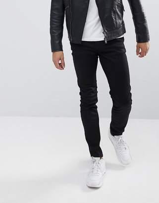 Wesc Alessandro Slim Fit Jeans in Black