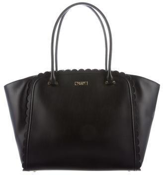 Kate SpadeKate Spade New York Smooth Leather Tote