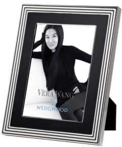 Vera Wang Wedgwood With Love Noir 8In X 10In Frame