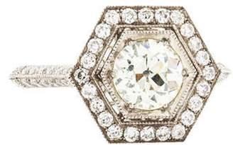 d Collection Sophia Platinum Diamond Cocktail Ring Sophia Platinum Diamond Cocktail Ring