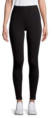 Lord & Taylor Classic Pull-On Leggings