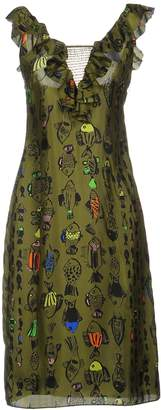Kristina Ti Knee-length dresses - Item 34721544PE