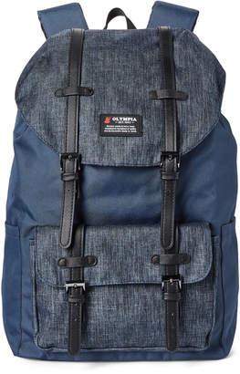 Olympia Navy Cambridge Urban Backpack