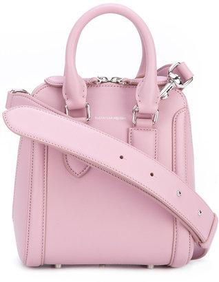 Alexander McQueen mini Heroine tote $1,750 thestylecure.com