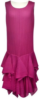 Pleats Please Other Polyester Dresses