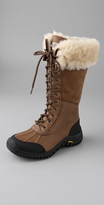 Ugg Australia Adirondack Tall Boots