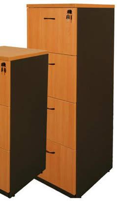 Logan Cooper Four-Door Filing Cabinet