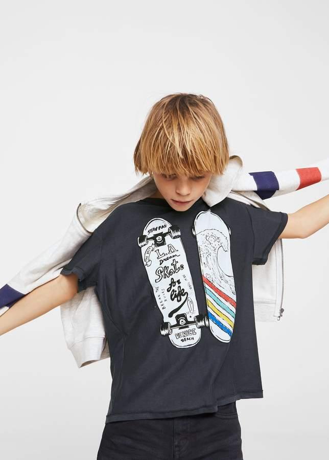 Skate-T-Shirt