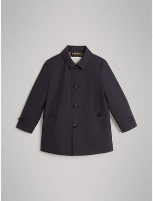 Burberry Mercerised Cotton Car Coat , Size: 12Y