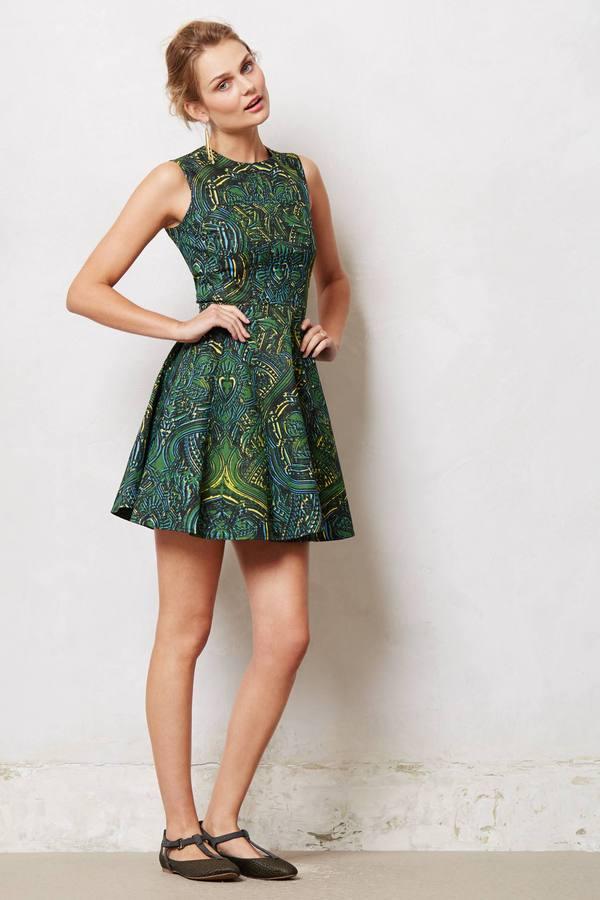 Anthropologie Gavea Dress