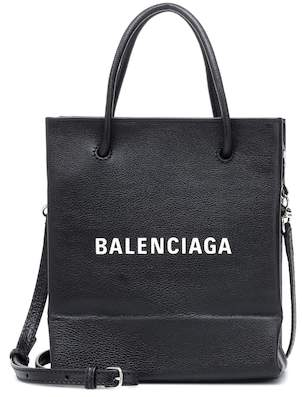 Balenciaga Shopping XXS leather tote