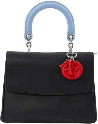 Christian Dior Be leather handbag