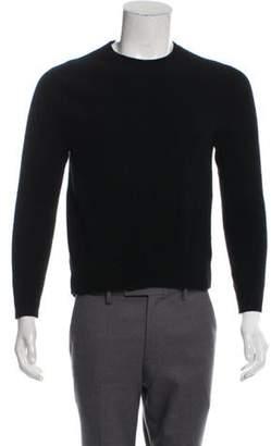 Acne Studios Chet Crew Neck Sweater black Chet Crew Neck Sweater