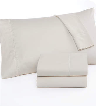 Martha Stewart Collection Closeout! Collection King Open Stock Flat Sheet, 300 Thread Count 100% Cotton, Created for Macy's Bedding