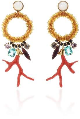 Lizzie Fortunato Ornament Earrings
