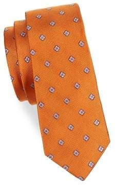 Lauren Ralph Lauren Boy's Geometric Silk Tie