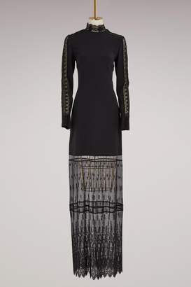 Stella McCartney Galena Cady Stretch Dress