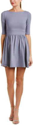 Susana Monaco Gathered Skirt A-Line Dress