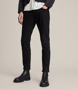 AllSaints Rex Straight Skinny Jeans