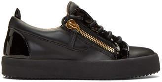 Giuseppe Zanotti Black May London Donna Sneakers