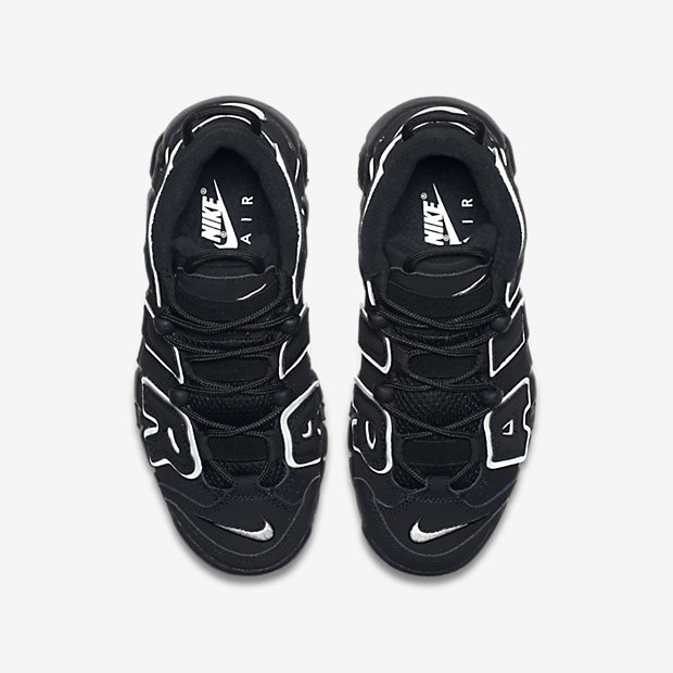Nike Air More Uptempo QS Little/Big Kids' Shoe 6